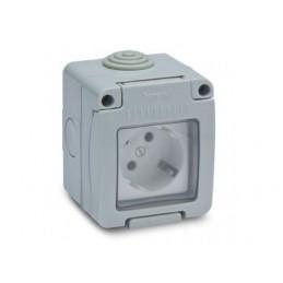 BASE ELEC 120X160X65...