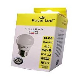 LAMPARA ILUMIN ESF. LED...