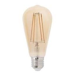 LAMPARA ILUMIN EDISON LED...