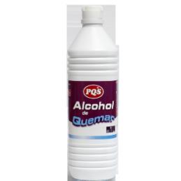 ALCOHOL DE QUEMAR 1 LT PQS...
