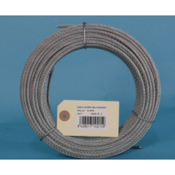 CABLE ACERO GALV 6X7+1 4MM...