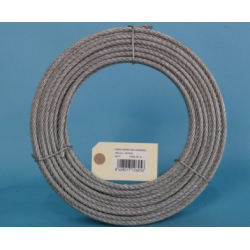 CABLE ACERO GALV 6X7+1 6MM...