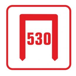 GRAPA CLAVADORA MODELO 530...