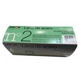 LANA ACERO PULIR GRUESA 150...